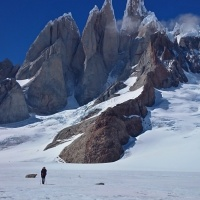 Cerro Torre , West face