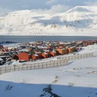 overview of Longyearbyen