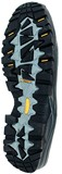Meindl Multigrip® rubber tread sole with PU shock absorber